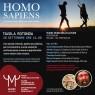 """Tavola rotonda: """"Homo sapiens. Le nuove storie dell'evoluzione umana"""""""