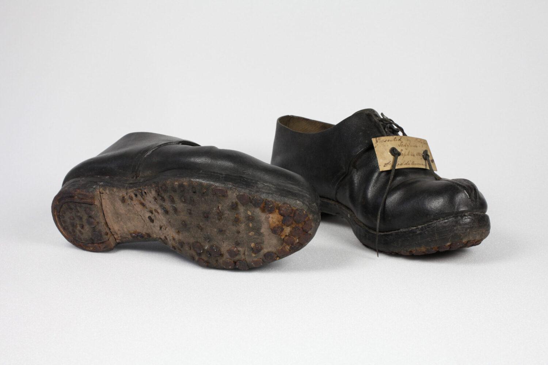 Gli stivali di Adam Sedgwick