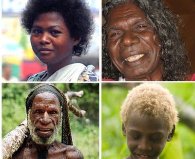 Gli aborigeni sono i diretti discendenti dei primi colonizzatori dell'Australia