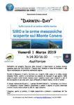 Locandina Darwin Day Civitanova Marche