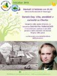 Valsamoggia (BO), 12 febbraio. Darwin Day. Vita, aneddoti e curiosità su Charles